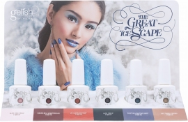 Gelish The Great Ice-scape Winter Collection €150
