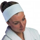 White Velcro Headband €4.50