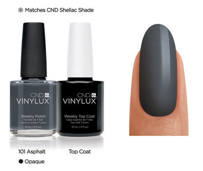 CND Vinylux Weekly Polish: Beauty Couture Ireland