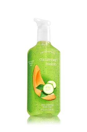 Bath & Body Works Deep Cleansing Hand Soap Cucumber Melon €20
