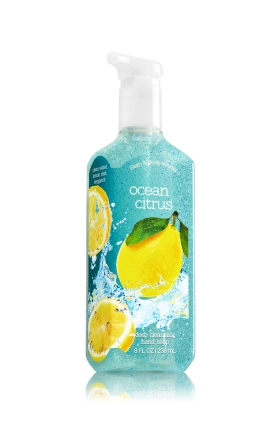 Bath & Body Works Ocean Citrus Deep Cleansing Hand Soap 236ml €20