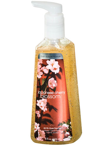 Bath & Body Works Japanese Cherry Blossom Deep Cleansing Hand Soap €20