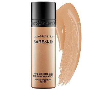 Bare Minerals Bare Skin Serum Foundation SPF 20 Bare Beige 08 €29