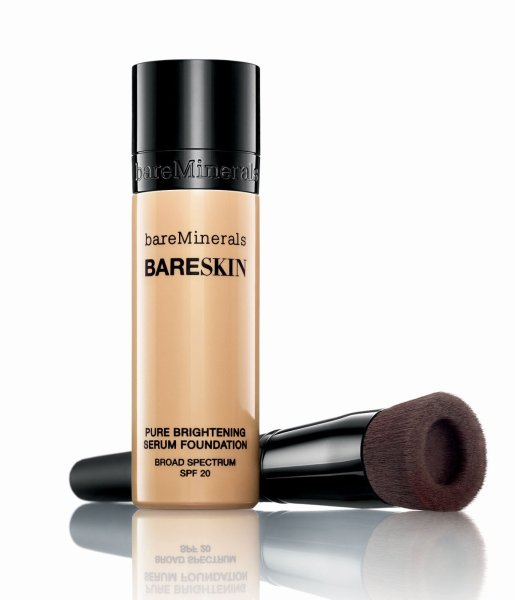 BareSkin Serum Foundation & Skin Perfecting Face Brush Kit €54.95