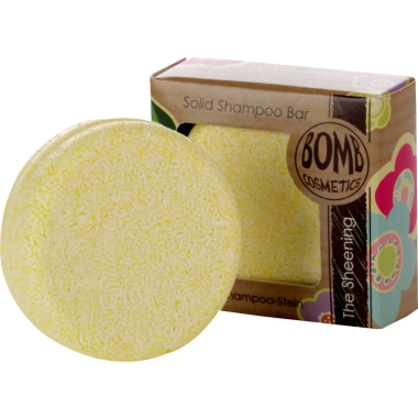 Solid Shampoo Bar The Sheening €6