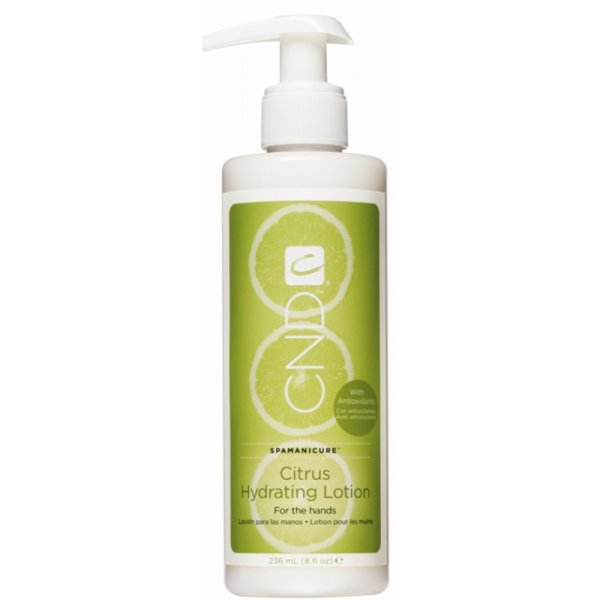 CND Citrus Hydrating Lotion 236ml €20