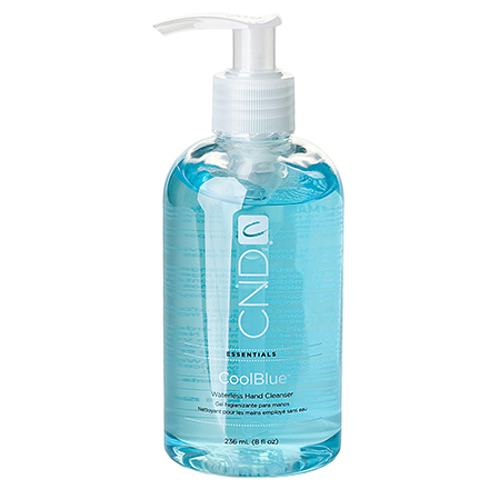CND CoolBlue Hand Sanitizer €18