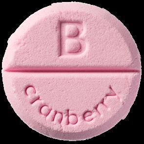 Cranberry Shower Mixer €2.50