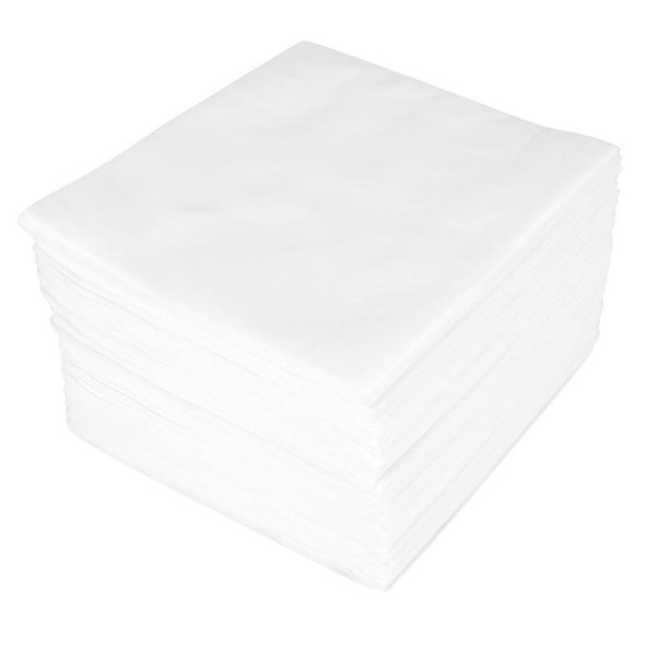 Disposable Towels White 40 x 80cm 50 Pack €11