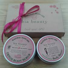 Bia Beauty Feed Your Body Gift Set €39
