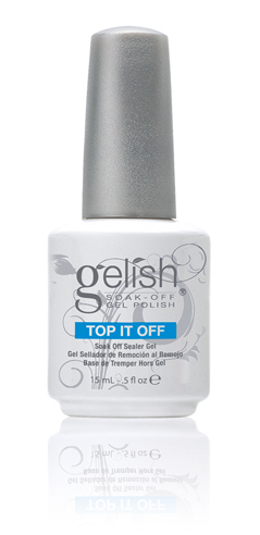 Gelish Top It Off Top Coat 15ml €35.50