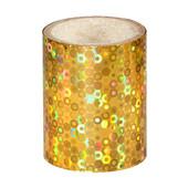 Gold Sequin Foil €7.95
