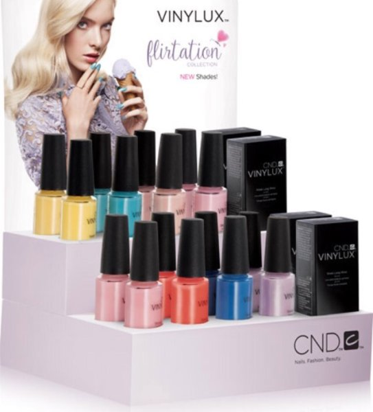 CND Vinylux Flirtation Summer 2016 Collection €12