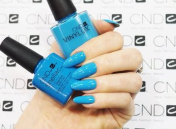 CND Art Vandal Spring Collection 2016 Digi-teal #211 €12