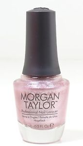 Morgan Taylor Nail Lacquer Adorned in Diamonds (P) €12
