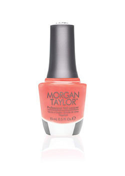 Morgan Taylor Nail Lacquer Candy Coated Coral (C) €12