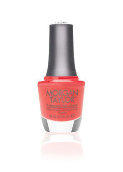 Morgan Taylor Nail Lacquer Hot Hot Tamale (C) €12