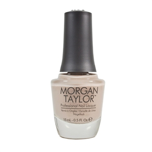Morgan Taylor Nail Lacquer In the Nude (S) €12