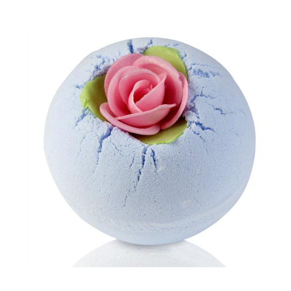 Bomb Cosmetics Porcelain Peony - Bath Blaster €4