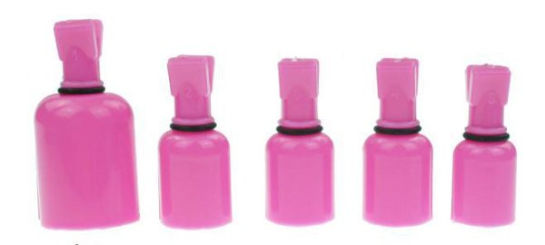 Beauty Couture Ireland's Clip Tips for removing Gel/UV polish 10pk €9.95