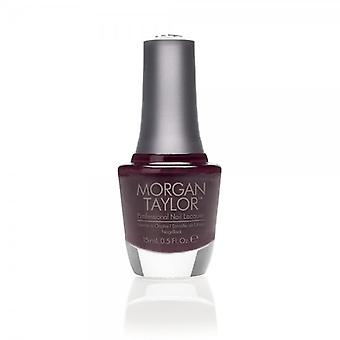 Morgan Taylor Nail Lacquer Seal The Deal (G) €12