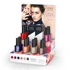 CND Vinylux Wild Earth Collection 2018 €12