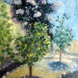 Mediterranean Orchard Garden