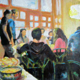 Cafe Society 1 SOLD