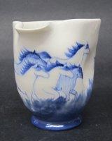 Wild Horses Milk Jug