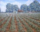 The Strawberry Pickers. Holt. Sold