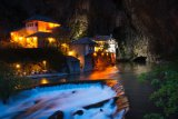Blagaj, at the source of the Buna River