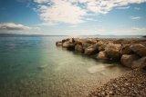 The coastline of Split