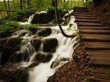 Flowing walkways, Croatia