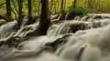 Flowing cascade, Croatia