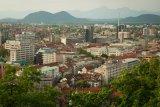 Ljubljana cityscape