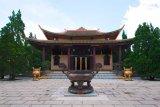 Truc Lam Monastary, Vietnam