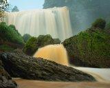 Elephant Falls, Dalat, Vietnam