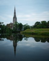 St Albans Church, Denmark