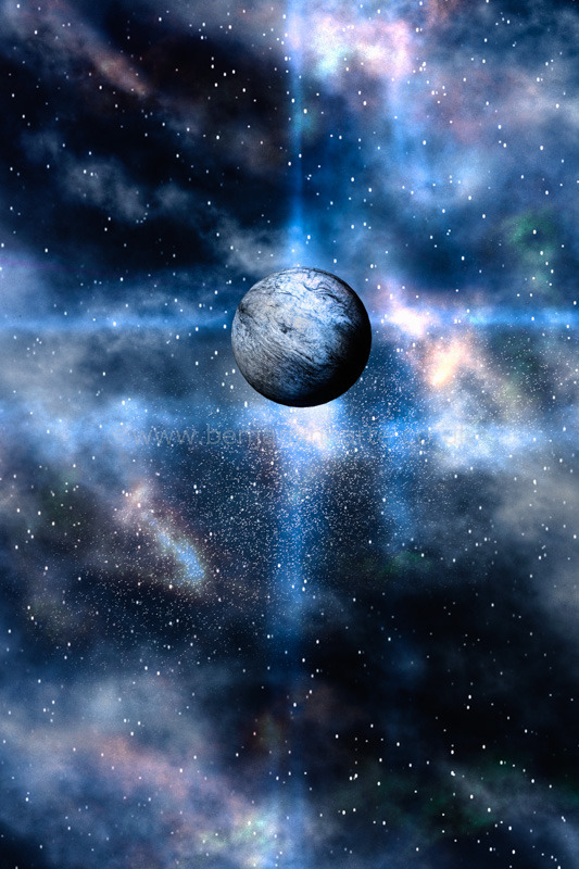 Blue-planet-and-stars-©www.benjaminharte.co.uk