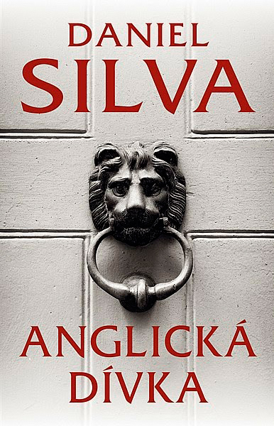 anglicka divka the english girl daniel silva