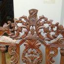 Masonic Throne from St James' Lodge