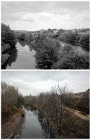 17 Tinsly Viaduct M1 1989 & 2009
