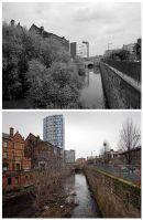 8 Ladys Bridge 1989 & 2009