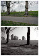 Hackney Downs 2011 & 1985