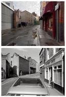 Holywell Row 2011 & 1987