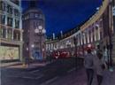 Twilight on Regents Street