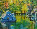Autumn on the Potamac Canal