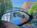 Camden Lock - Spring Willows