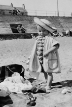 Dress sense and elegance from an early age!