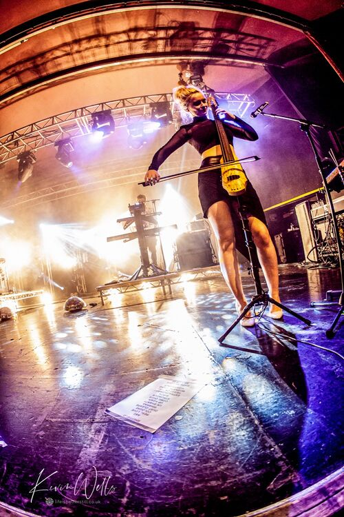Clean Bandit at the O2 Academy 2014